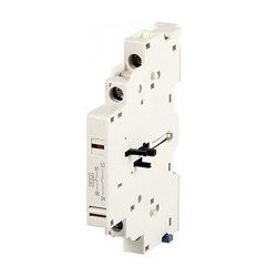 Блок контактов, боковой, для АЗД (0.4-32), e.mp.pro.ad.0110: дополнительный 1NO + сигнал 1NC