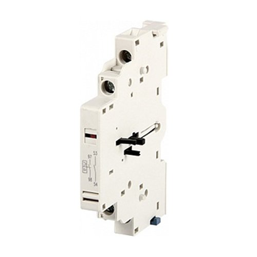 Фото Блок контактов, боковой, для АЗД (0.4-32), e.mp.pro.ad.0110: дополнительный 1NO + сигнал 1NC Электробаза