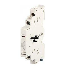 Блок контактов, боковой, для АЗД (0.4-32), e.mp.pro.ad.1001: дополнительный 1NC + сигнал 1NO