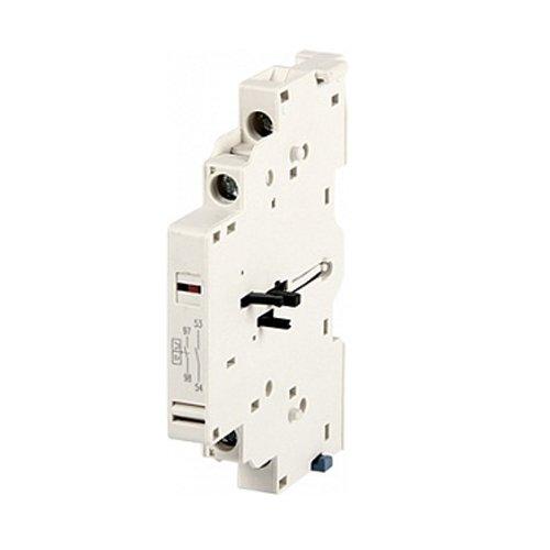 Фото Блок контактов, боковой, для АЗД (0.4-32), e.mp.pro.ad.1010: дополнительный 1NO + сигнал 1NO Электробаза