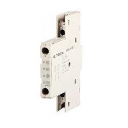 Блок дополнительных контактов, боковой, для АЗД (40-80), e.mp.pro.dz11: дополнительный 1NO + 1NC