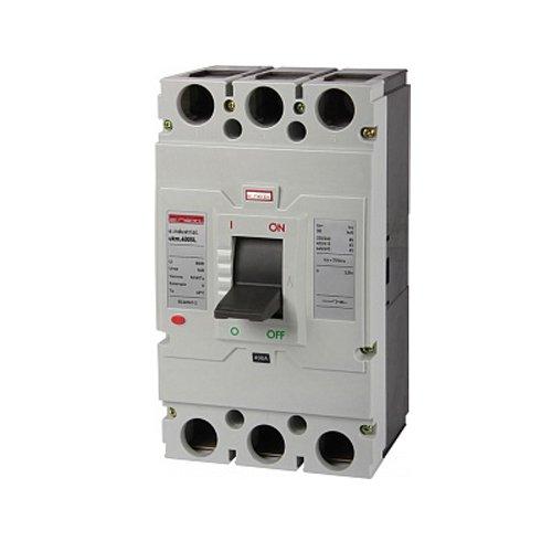 Фото Автомат шкафной трёхполюсный 300А e.industrial.ukm.400SL.300 Электробаза