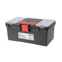 Фото Ящик для инструментов пластиковый 395х215х175мм e.toolbox.12