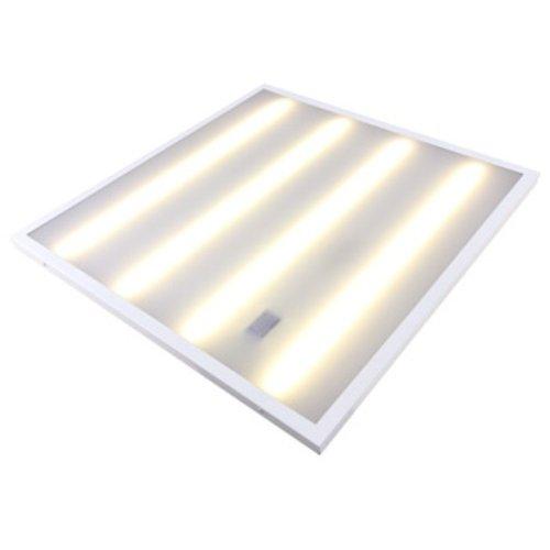 Фото Светильник светодиодный 36Вт 6500K 3000Лм IP20 595х595х27мм с опаловым рассеивателем e.LED Surface 600.Opal Электробаза