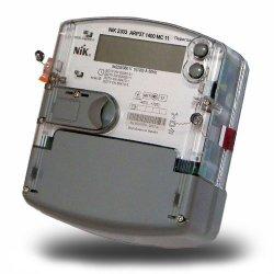 Трёхфазный многотарифный счётчик НИК 2303 АRP3Т 1400 МС 11 3ф (5-120А) 380В