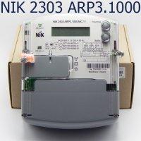 Фото Трёхфазный счётчик НИК 2303 3ф (5-120А) 380В ARP3.1000.MC.11