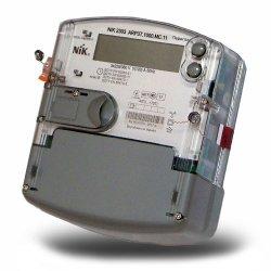 Трёхфазный многотарифный счётчик НИК 2303 ARP3Т.1000.MC.11 3ф (5-120А) 380В