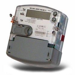 Трёхфазный многотарифный счётчик НИК 2303 ARP6Т.1000.MC.11 3ф (5-80А) 380В