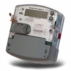 Трёхфазный многотарифный счётчик НИК 2303 AP3Т.1400.MC.11 3ф (5-120А) 380В