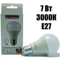 Фото Лампа светодиодная 7Вт 3000К e.LED.lamp.A60.E27.7.3000