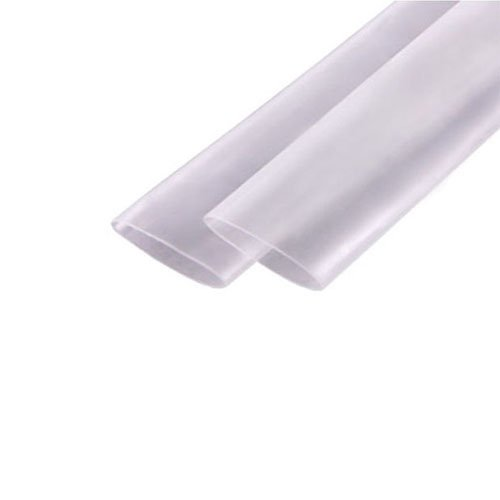 Фото Трубка термоусаживаемая, прозрачная, 1/0.5 мм, 1м, e.termo.stand.1.0,5.transparent Электробаза