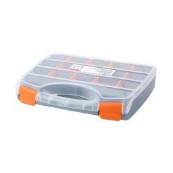 Чемодан для инструментов, пластиковый, 320х250х60мм, e.toolbox.04