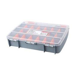 Чемодан для инструментов, пластиковый, 380х310х70мм, e.toolbox.05