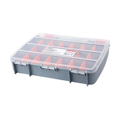 Фото Чемодан для инструментов, пластиковый, 380х310х70мм, e.toolbox.05 Электробаза