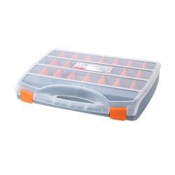 Чемодан для инструментов, пластиковый, 460х360х80мм, e.toolbox.06