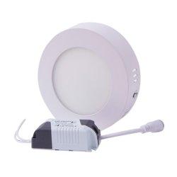 Светильник наружный светодиодный круг 6Вт 4500К 420Лм e.LED.MP.Round.S.6.4500