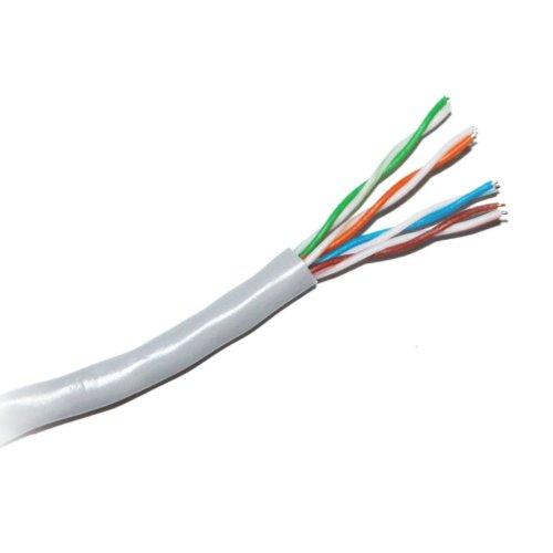 Фото Кабель компьютерный UTP 0.48 CU PE+PVC 305 м Электробаза