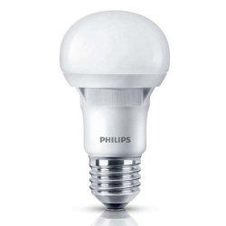 Светодиодная лампа PHILIPS ESS LEDBulb 5Вт - 60Вт E27 6500K 230В A60
