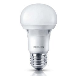 Светодиодная лампа PHILIPS ESS LEDBulb 7Вт - 75Вт E27 3000K 230В A60