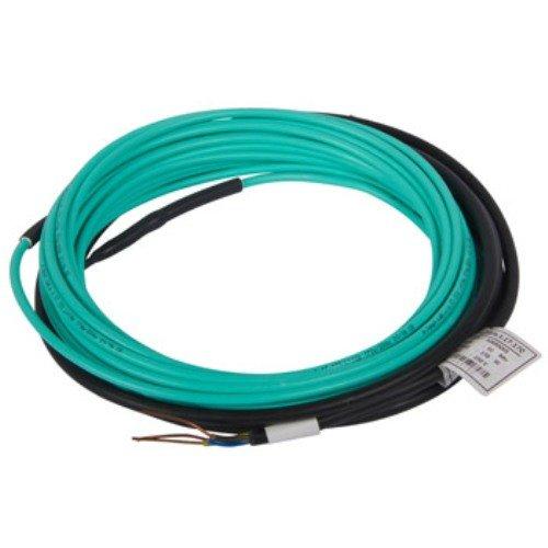 Фото Кабель нагревательный двухжильный 41м, 700Вт, 230В e.heat.cable.t.17.700. Электробаза