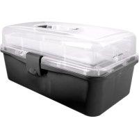 Фото Ящик для инструментов, 370х205х170мм e.toolbox.15
