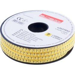Маркер кабельный, 1-2,5 кв.мм, 7, 1000 шт e.marker.stand.1.2.5.7
