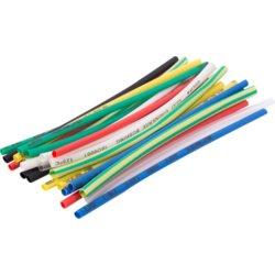 Набор термоусадочных трубок, 8 цветов, 100 мм, 24 шт. e.termo.stand.set.2.1
