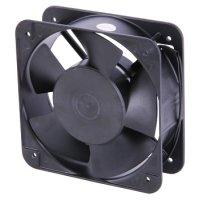 Фото Вентилятор для электрощита АС230В 150х150х50мм 27Вт e.climat