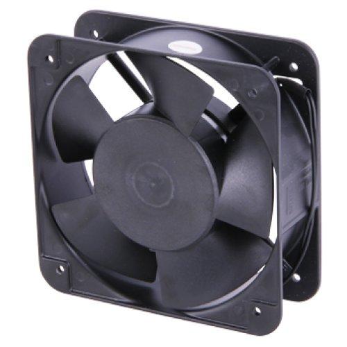 Фото Вентилятор для электрощита АС230В 150х150х50мм 27Вт e.climatboard.05 Электробаза