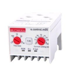 Реле защиты двигателя, 4-20А e.control.m05