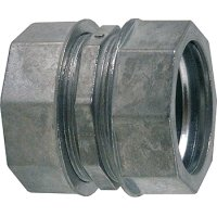 Фото Соединитель металлический, цанговый e.industrial.pipe.connec