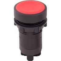 Фото Кнопка пластиковая без фиксации красная, 1NС e.mb.ea42