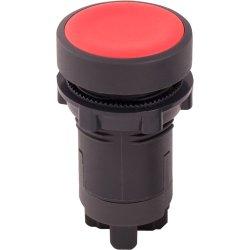 Кнопка пластиковая без фиксации красная, 1NС e.mb.ea42