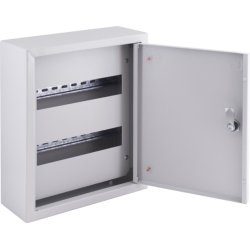 Щит распределительный накладной на 48 модулей с замком e.mbox.pro.n.48z IP31