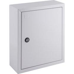 Щит распределительный накладной на 54 модуля с замком e.mbox.pro.n.54z IP31