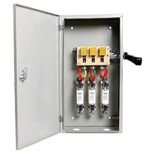 Фото Щит электрический ЯПРП-400А рубильник перекидной BP32-37B71250 IP54