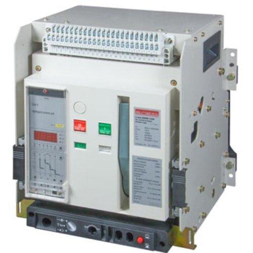 Фото Воздушный автоматический выключатель e.acb.2000F.1600, стационарный, 3p, 1600A, 65 кА Электробаза