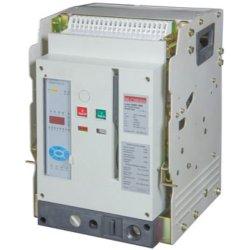 Воздушный автоматический выключатель e.acb.1000F.1000, стационарный, 0,4кВ, 3Р стандартный электрический разъединитель, мотор-привод и РН