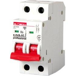 Модульный автоматический выключатель, 3р, 4А, В, 6кА, new e.mcb.pro.60.3.B 4 new