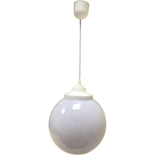 Фото Светильник подвесной ШАР опаловый Е27 e.street.pendant.250.opal Электробаза
