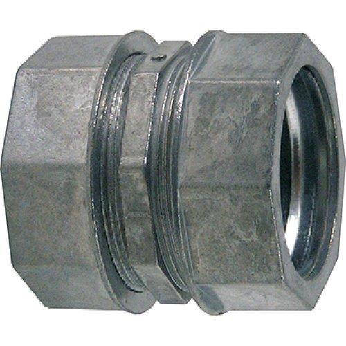 Фото Соединитель металлический, цанговый e.industrial.pipe.connect.collet.3/4
