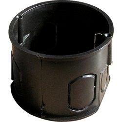 Установочная коробка кирпич/бетон, одиночная (упаковка 100 шт.) e.db.stand.100u.d60