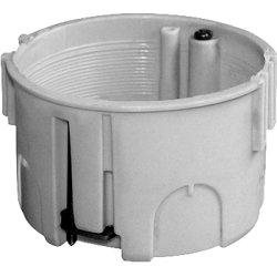Установочная коробка гипсокартон, блочная, упор металлический e.db.stand.209.d65.pl