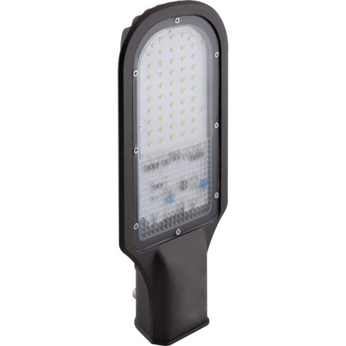 Фото Светильник уличный фонарь лед e.LED.street.eco.30.4500 30Вт 4500К IP66 Электробаза