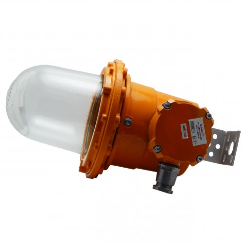 Фото Взрывозащищенный светильник РСП 18Bex-125-001 1ЕхdeIICT4 ДРЛ125Вт IP65 индивидуальное подключение универсальный кронштейн без решетки без отражателя Электробаза