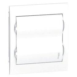 Щит пластиковый встраиваемый белый 2ряда/24М+2КК Easy9 Schneider
