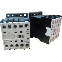 Миниатюрный электромагнитный пускатель Аско ПМ 0-09-01 (LC1-K0901)