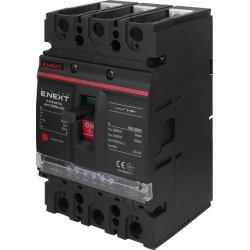 Силовий автоматичний вимикач e.industrial.ukm.250Re.250 з електронним розчеплювачем, 3р, 250А