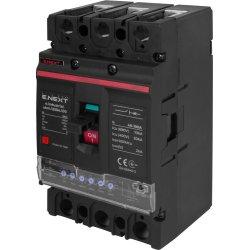 Силовий автоматичний вимикач e.industrial.ukm.125Re.125 з електронним розчіплювачем, 3р, 125А