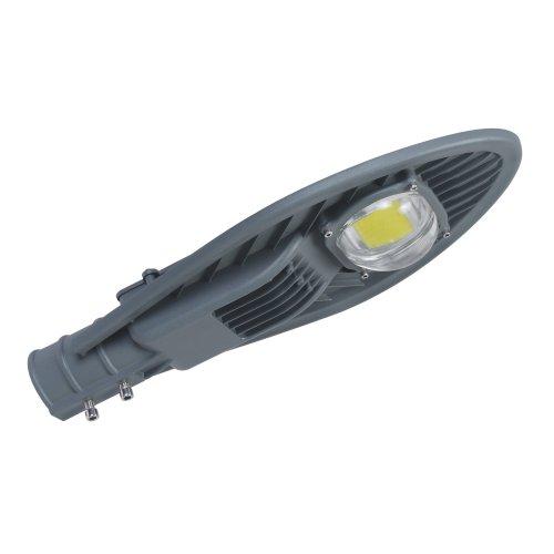 Фото Світильник світлодіодний консольний e.LED.Street.30.6500, 30Вт, 6500К, 3000Лм Электробаза